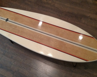 Surfboard Table | Etsy
