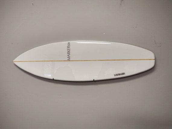 Shortboard  Surfboard Wall Hanger Custom Surfboard Various Sizes