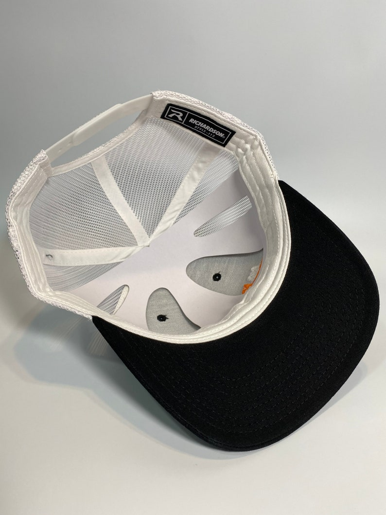 Marker Six Surf Works Snap Back Ball Cap Hat Richardson 112