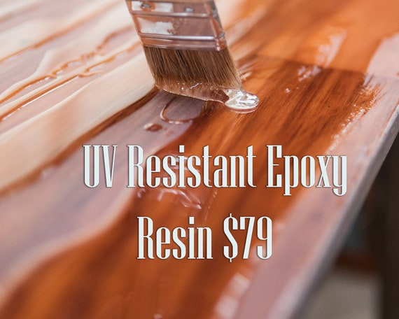 Outdoor UV Resistant Epoxy Coating for Table Tops