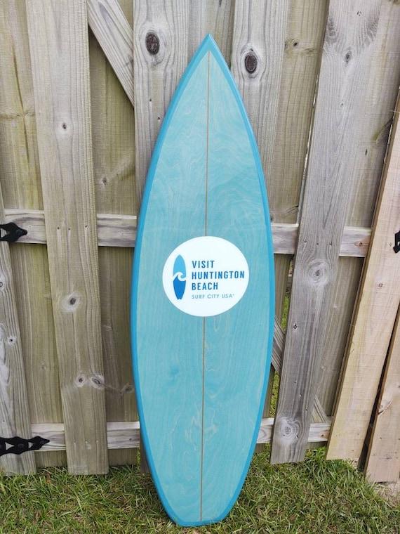 Custom Surfboard for Business Branding