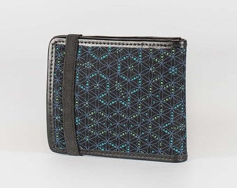 80c625397f8f6 Seed Of Life Mens Wallet