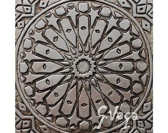 Arte ceramica marocchina etsy