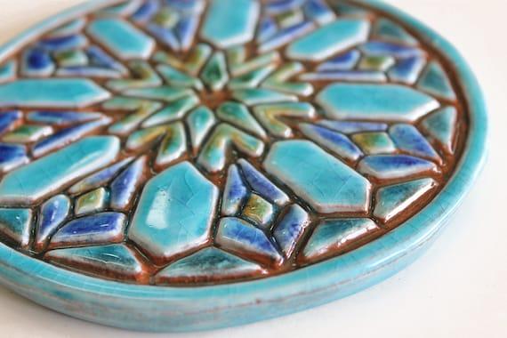 Arredamento giardino marocchino piastrelle di ceramica con etsy