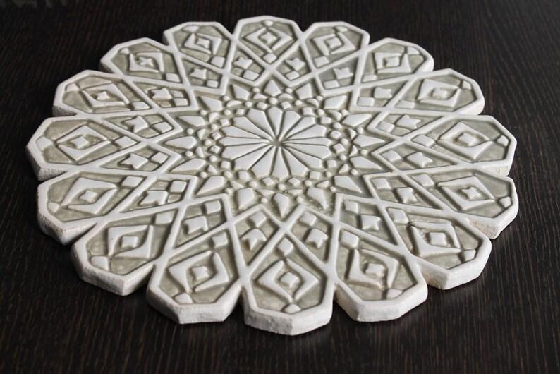 Mattonelle decorative con design marocchino piastrelle fatte etsy