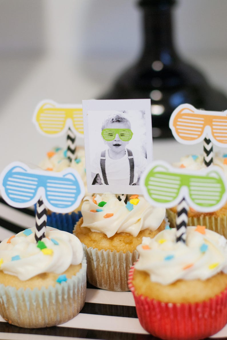 Two Cool Second 2nd Birthday Printable Party Decorations ...