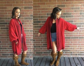 3628035a26 Red duster sweater