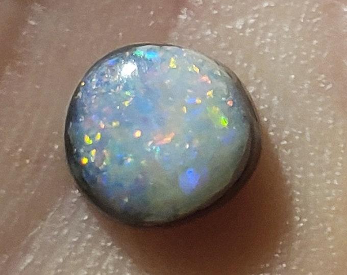 0.9 Ct. Opal - Mintabie, Australia - 6.7 mm - Natural - Ring Stone