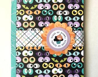 HalloweenGram Kit | Halloween Book | Halloween Theme Craft Kit | Craft Kits