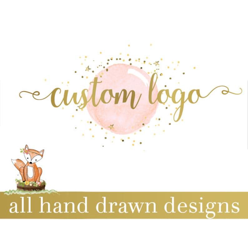 custom logo custom logo designs logo design photography logo image 0