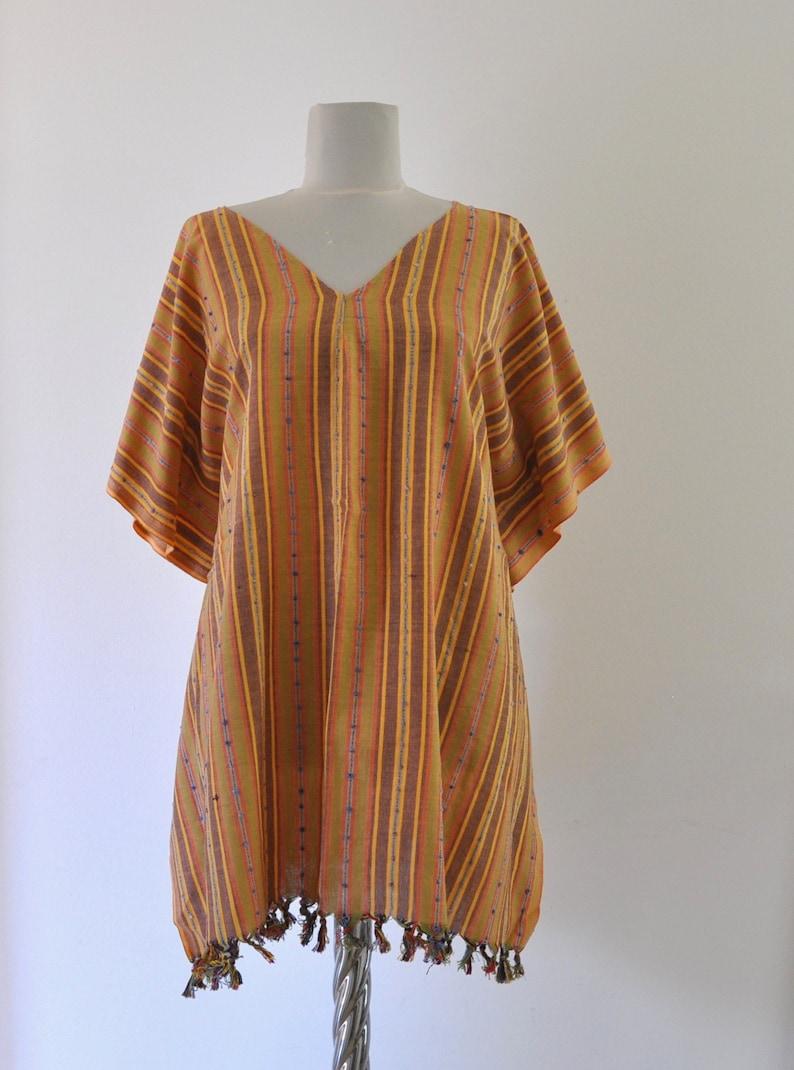 f76c6fbd4d Beach Dress Beach Cover Up Boho Dress Fringe Summer Dress | Etsy