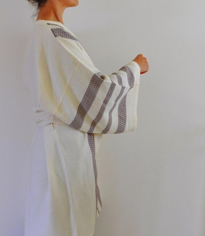 Robe Kimono Peshtemal Bathrobe Bath Robe Turkish Bath Towel  d9465c11f