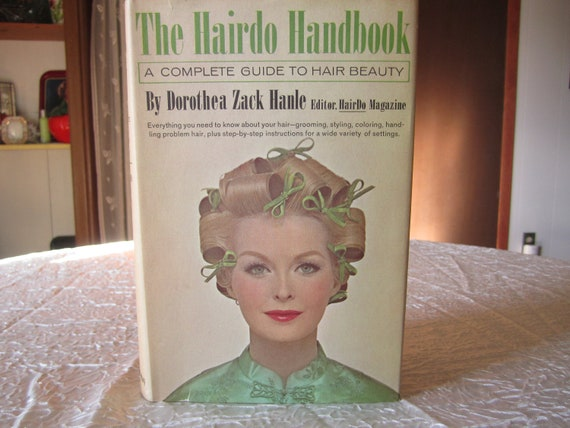 The Hairdo Handbook 1964 Vintage Book 1960s Hairstyles By Etsy