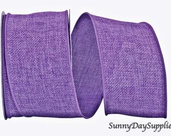 10-##-S-014 Orchid Purple Sheer Ribbon