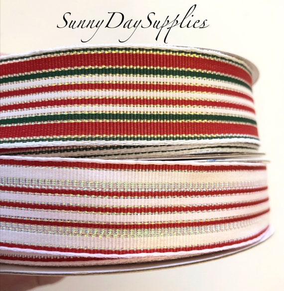 """Yellow gold polyester 1/"""" grosgrain ribbon 2 yards for a dollar 2 yd//$1"""