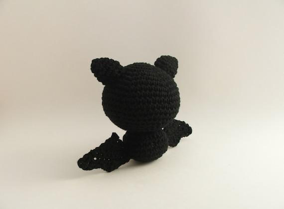 Amigurumi Bat Pattern Crochet Doll Pattern Amigurumi Animal
