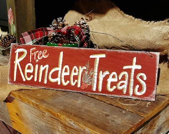 more colors - Primitive Christmas Outdoor Decoration