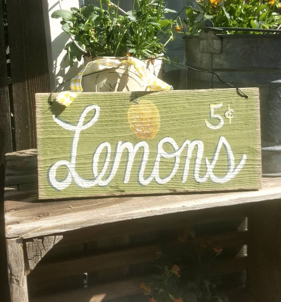 Wood Sign POTTING SHED Country Rustic spring Garden prim rustic outdoor Decor