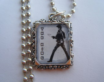 """Elvis """"The King"""" Necklace"""