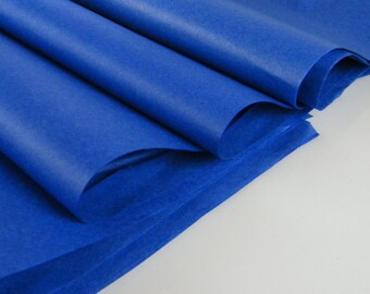 """Royal Blue Tissue Paper 