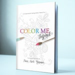 Color Me Inspired: An Inspirational Adult Coloring eBook