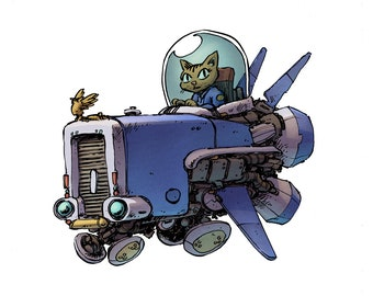 Cat Pilot I