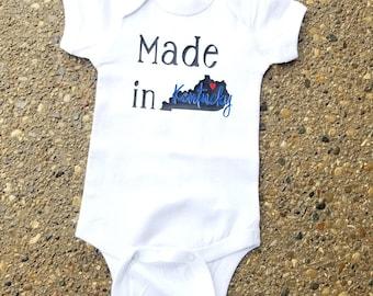Kentucky Baby Etsy