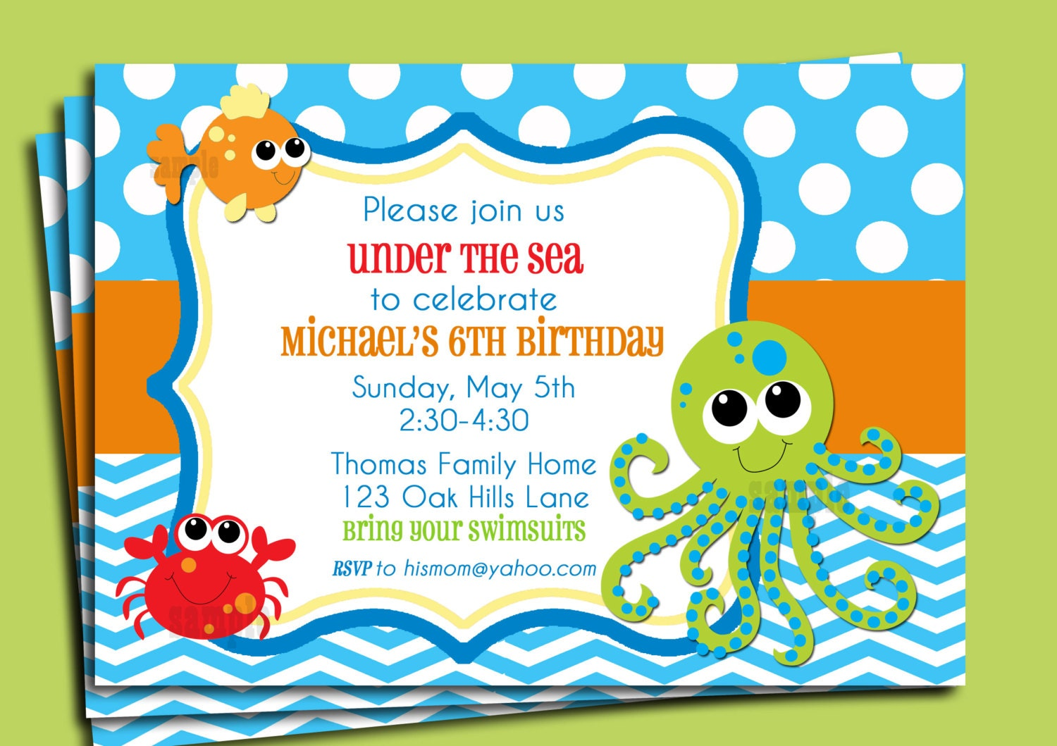 This is a graphic of Satisfactory Under the Sea Printables Free