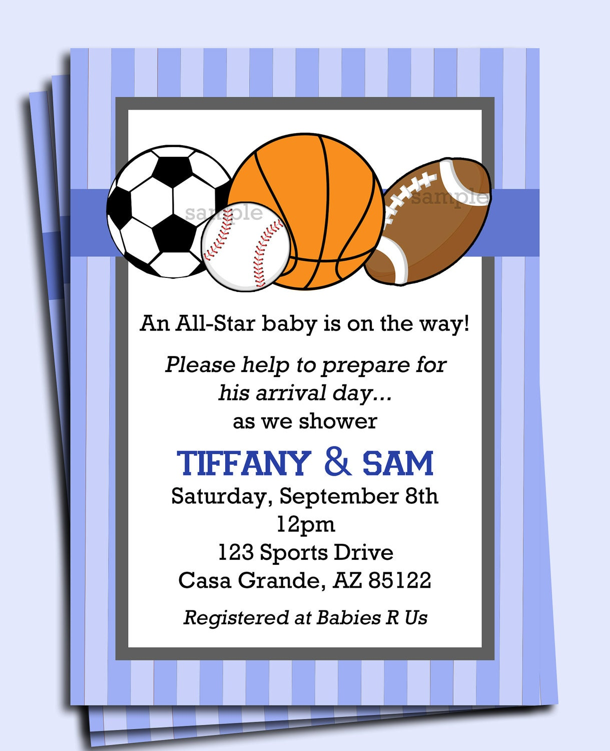 All star sports invitation printable or printed with free etsy 50 filmwisefo