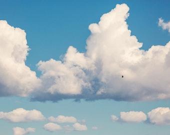 Mountains of Clouds - Nature Photography - Wildlife Photography - Santa Barbara