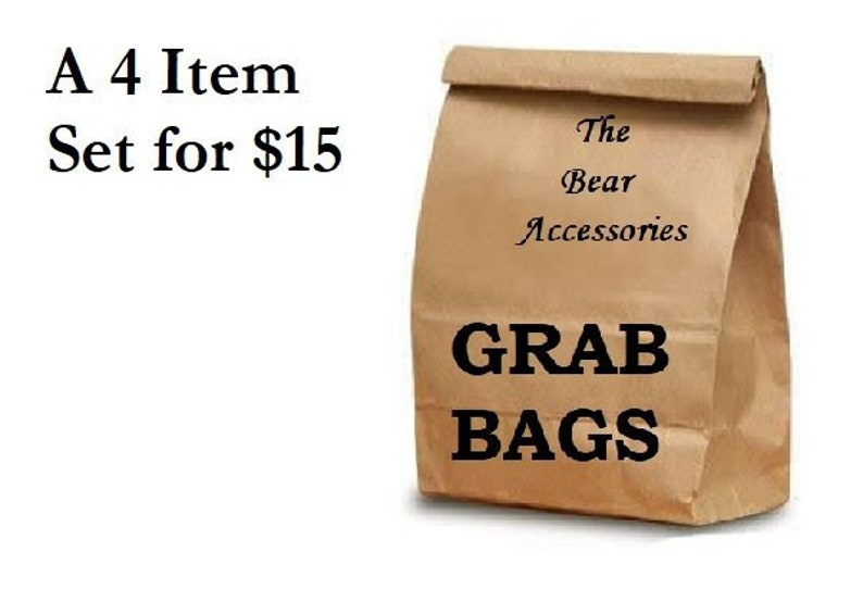 The Bear Accessories Accessory Grab Bag