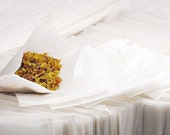 Press N Seal Brew Tea Bags 2.5x 2.75 100 qty Fill iron to seal