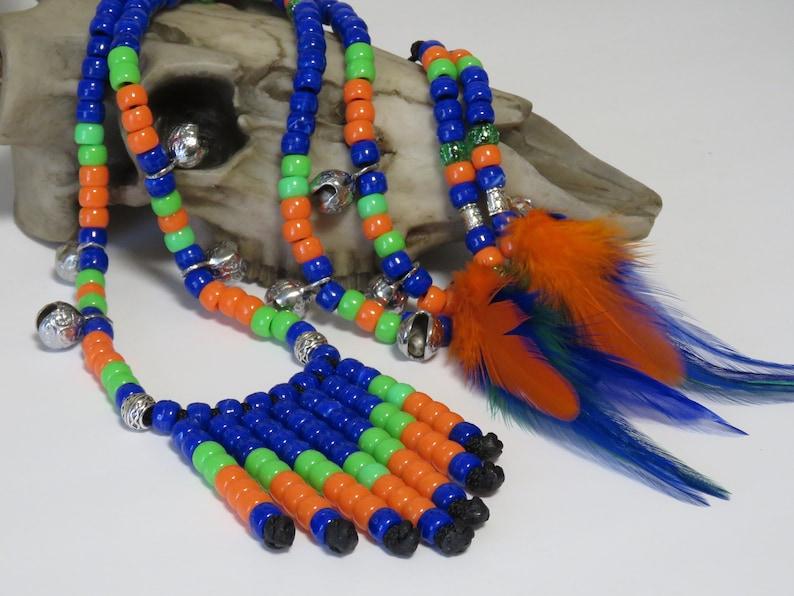 Horse Rhythm Beads BEADS OF PARADISE Trail Beads for Horses image 0