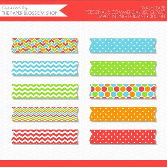 Primary Color Washi Tape Clipart Washi Tape Clip Art Digital Washi Tape Digital Planner Stickers Scrapbooking Clipart Scrapbook Clipart By The Paper Blossom Shop Catch My Party,Personal Paper Shredders Walmart