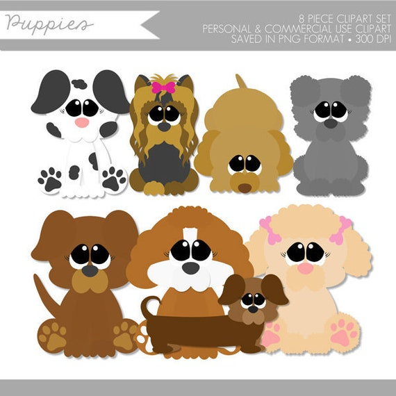 Dog Clipart Dog Clip Art Cute Dog Clipart Puppy Clipart Puppy Clip Art Cute Puppy Clipart Terrier Clipart Poodle Clipart Spaniel Clipart By The Paper Blossom Shop Catch My Party