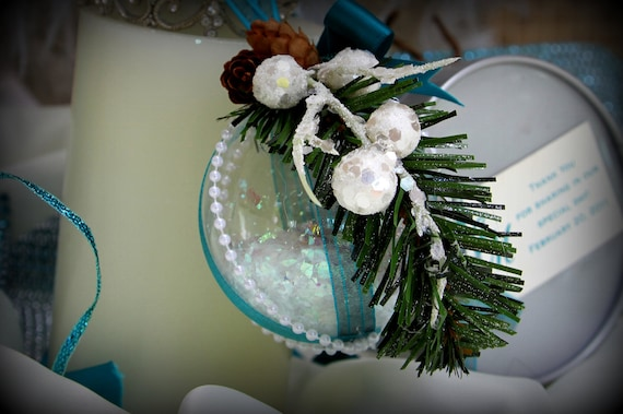 Custom Ornaments - Christmas, Wedding Favors, Baby Shower Favors, etc.