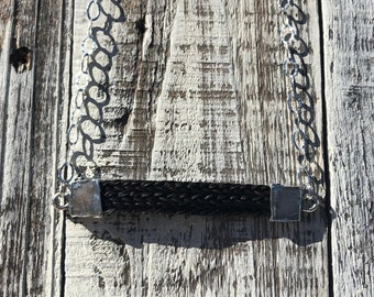 Custom Horse Hair Necklace, Memorial Jewelry, Memorial Necklace, Horse Necklace, Cremation Jewelry