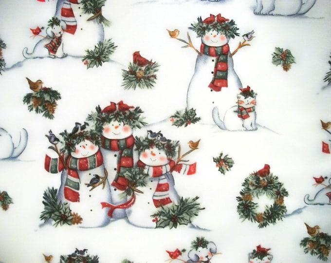 Christmas/Winter Fabrics