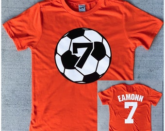 cheap for discount f7e24 45698 Kids soccer shirts | Etsy