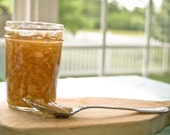 Homemade Gingerbread Pear Jam