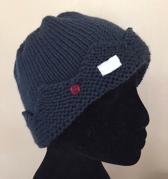 Jughead Jones Crown Hat Knitting Pattern  79971552b7e