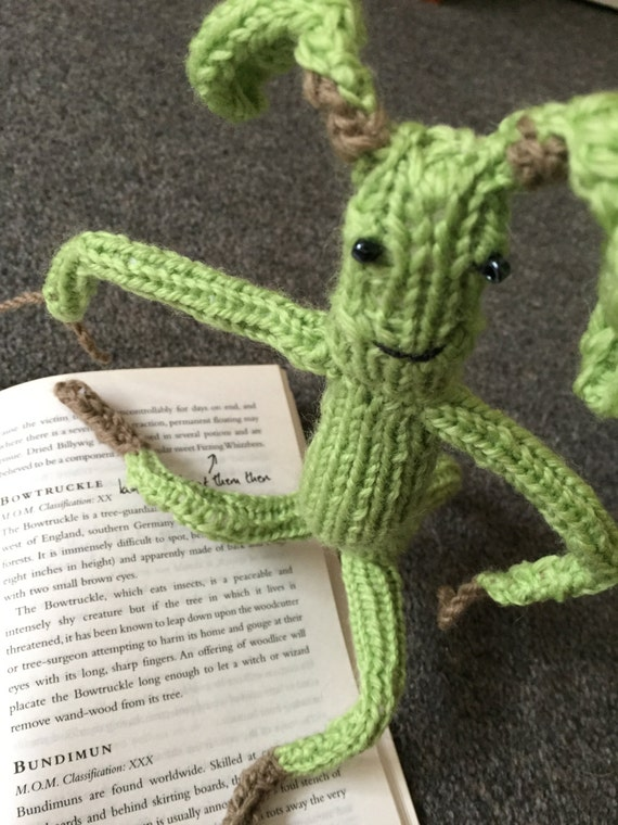 Fantastic Beasts And How To Knit Them Knitting Patterns Etsy