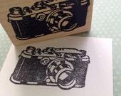 35mm Camera Rubber Stamp 5305