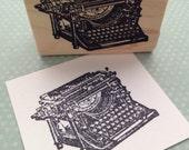 Underwood Typewriter Rubber Stamp 2585 R