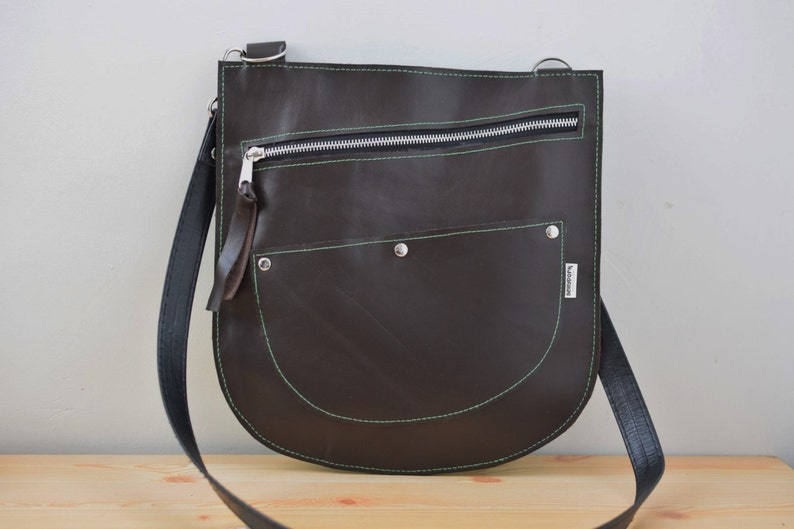Leather bagbrown bagleather pursebrown leather pursebrown image 0