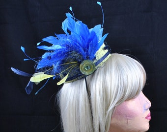 Handmade Pillbox Hat. Made to order. Choose the fabric and decoration. Mother of the bride. Wedding. Races. Queens garden party.