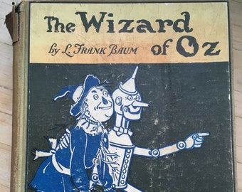 The Wizard of Oz second edition