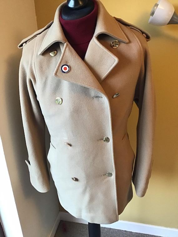 Classic Ladies Coat By Aquascutum