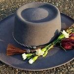 Hard Travelin' Hat 'Rolling Thunder'