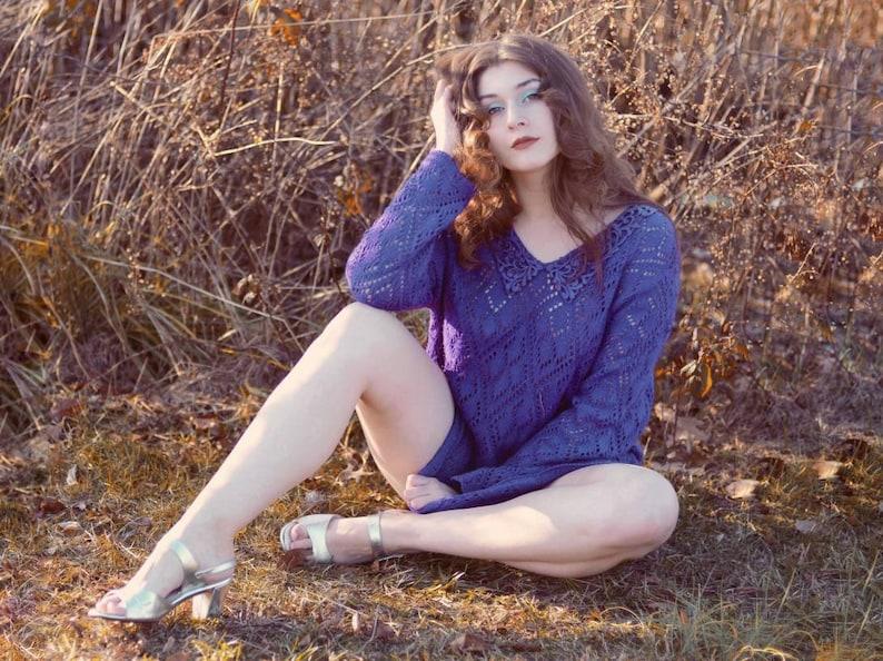 Violet Vixen Mini image 0